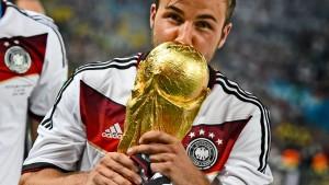 Adidas hat Probleme: Russland und die Fußball-WM