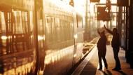Personenzüge fahren wieder planmäßig