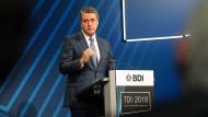 Roberto Azevedo, Generaldirektor der Welthandelsorganisation (WTO)