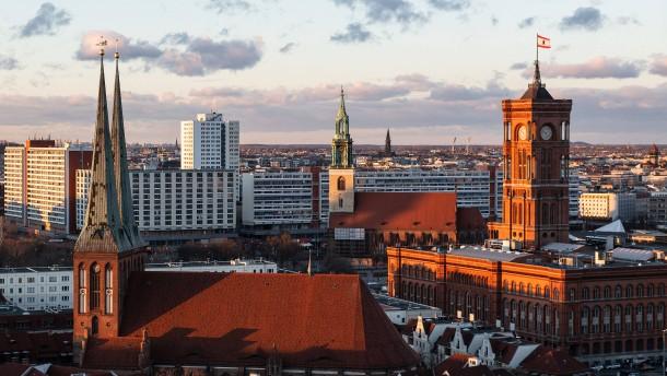 Berlins rot-rot-grüner Bürgerschreck