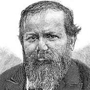 Wilhelm Steinitz (1836-1900) war der erste anerkannte Schachweltmeister.