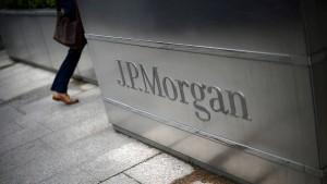 J.P. Morgan will hunderte Mitarbeiter aus London abziehen