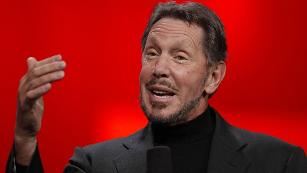 Tesla engagiert Tech-Milliardär Larry Ellison