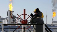 Anders als Saudi-Arabien gehört Russland nicht dem Ölförderkartell Opec an.