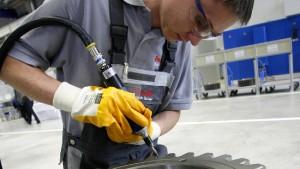 Bosch Rexroth verhandelt  über Kurzarbeit