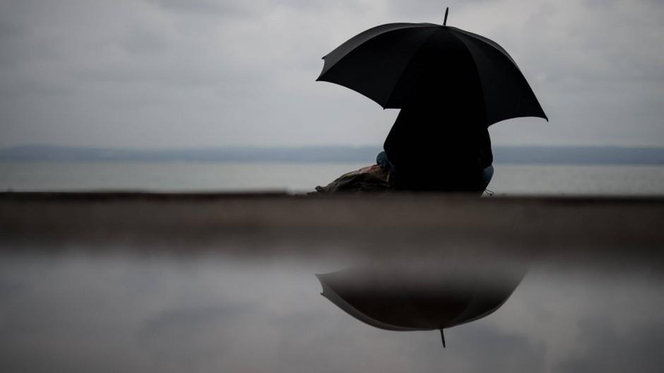 Manchmal ohne Hoffnung - auch am Arbeitsmarkt: Psychisch kranke Menschen