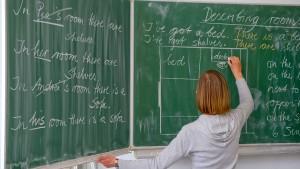 Nachhilfe für den Englischlehrer