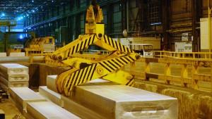 Größte Aluminium-Hütte Amerikas schließt
