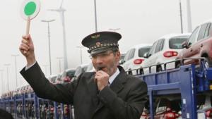 Bahn schlägt Platzeck als Vermittler im Lokführerstreik vor