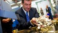 Geberländer überwiesen mehr als 10 Milliarden Euro