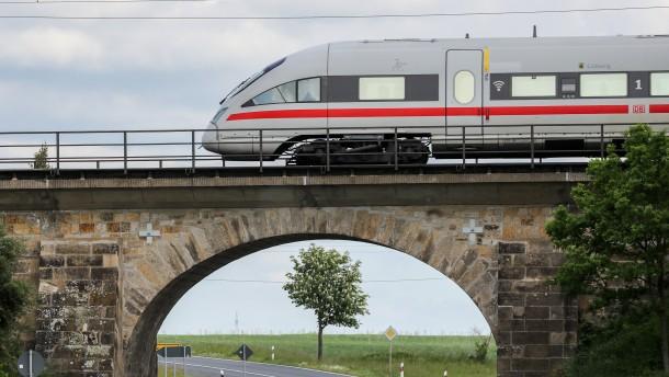Die Bahn lässt mehr ICE-Sprinter fahren