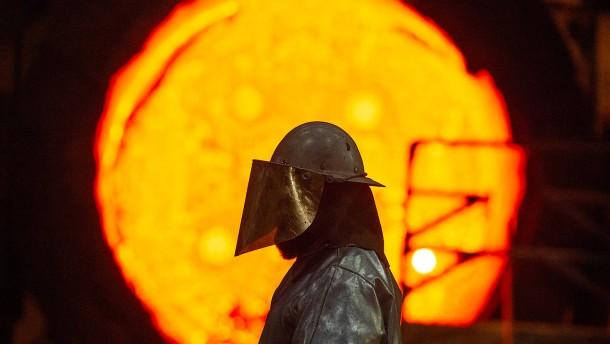 Zeitenwende für die Stahlindustrie