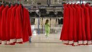 Analoge Mode wird zunehmen digital verkauft - das gilt auch für die Marke Zara, die zum großen Inditex-Konzern gehört.