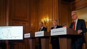 Die Wissenschaftler hinter Johnsons Corona-Politik