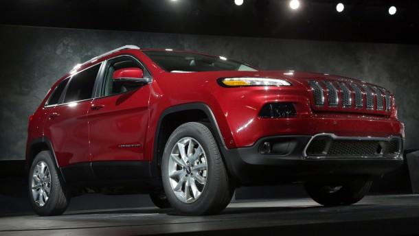 Chrysler ruft nach Auto-Hack 1,4 Millionen Wagen zurück