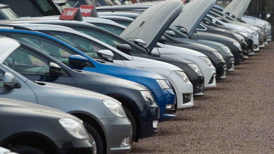 Farbig sollte es nach Meinung vieler Autokäufer nicht sein.