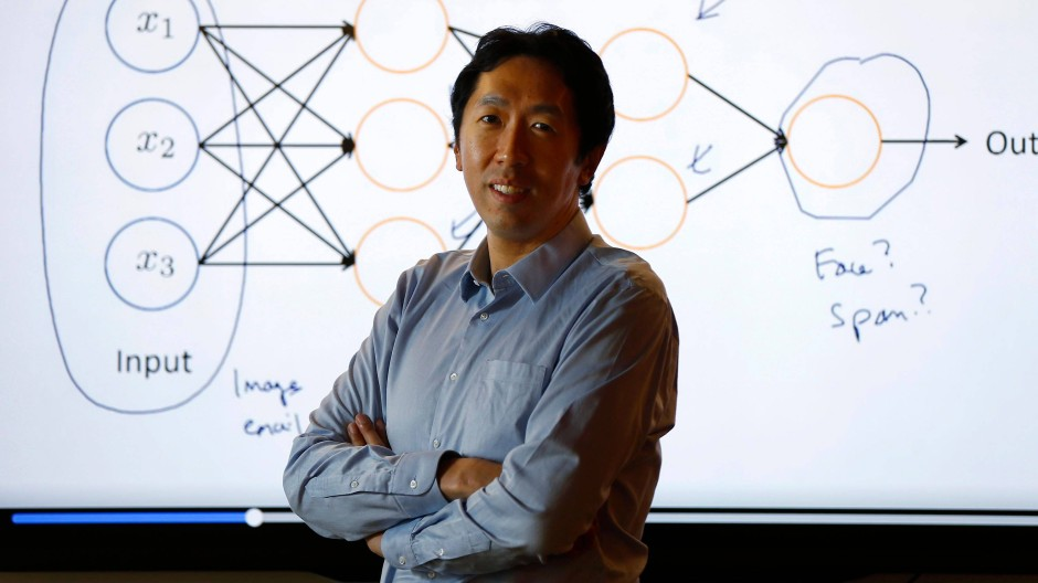Andrew Ng ist einer der renommiertesten KI-Fachleute der Welt.