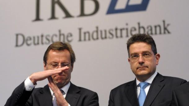 IKB-Aktionäre kritisieren Großaktionär Lone Star