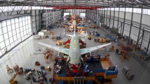 Airbus will in Hamburg mehr Flugzeuge bauen
