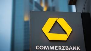 Commerzbank schlägt sich besser als erwartet