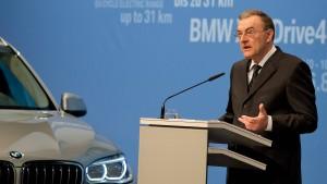 BMW-Oberaufseher rüffelt seinen Vorstand