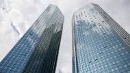 Der Herbst wird stürmisch für die Deutsche Bank