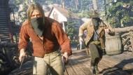 Die Pistole ist in Red Dead Redemption 2 ein gerne und oft eingesetztes Werkzeug.
