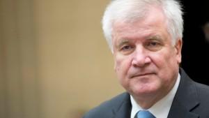Seehofer: Ich will mit der Koalition weitermachen