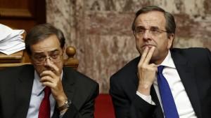 Griechische Widersprüche