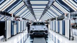 So will Lamborghini Ferrari wieder Konkurrenz machen