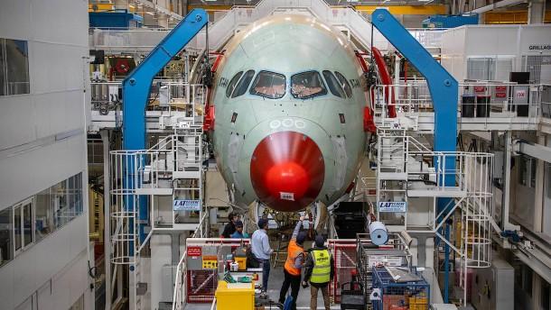 Frankreich legt Milliarden-Paket für Luftfahrt auf
