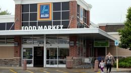 Aldi verklagt Lidl in den Vereinigten Staaten