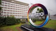 Aus Bayer-Kreuz wird Covestro-Kreis