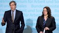 SPD-Nahles: Das ist ein Angriff auf meine Person