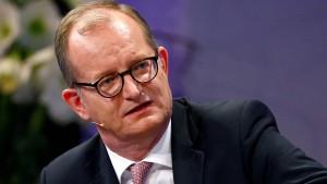 Commerzbank-Chef will Mitarbeiter besser informieren