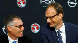 PSAs Umgang mit Opel grenzt an Erpressung