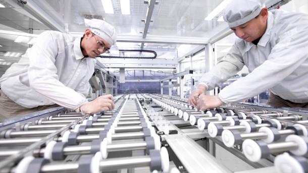 Chinesen greifen nach Apple-Zulieferer Manz