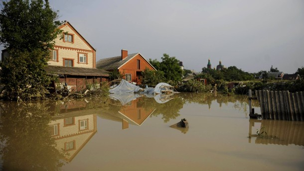 150 Tote bei Überschwemmungen in Südrussland