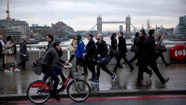 Brexit: Britische Regierung streitet über Abgabe für EU-Arbeitnehmer