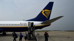 Ryanair erkennt erstmals Gewerkschaft schriftlich an