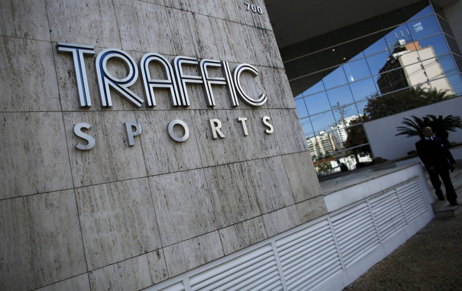 Zentrale von Traffic Sports in Sao Paulo