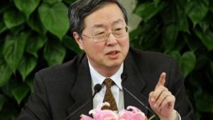 China überrascht mit Leitzinserhöhung