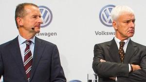 VW wie in alten Zeiten