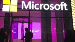 Hacking-Angriff auf Microsoft-Software