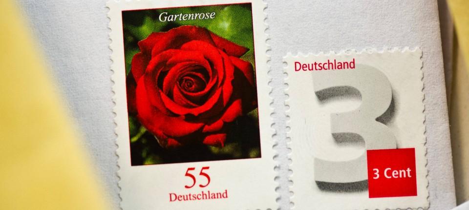 Deutsche Post Erhöht Porto Für Briefe Auf 70 Cent