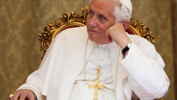 Papst schickt Delegation nach Syrien