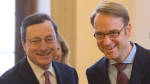 Draghi, Weidmann und die einzig wahre Geldpolitik