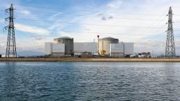 Elsass-Atomkraftwerk Fessenheim wird 2020 geschlossen