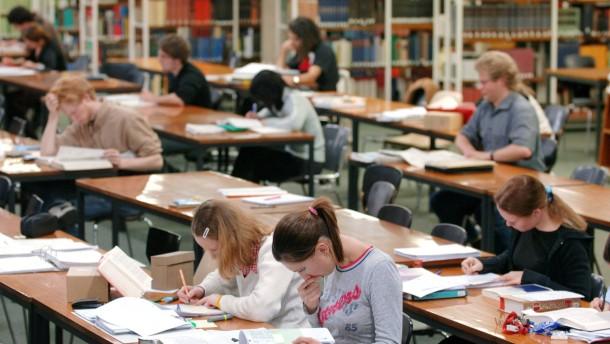 So viele Erstsemester wie selten an den Hochschulen