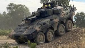 Australien bestellt Panzer von Rheinmetall